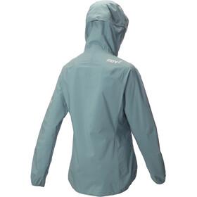 inov-8 AT/C FZ Stormshell Jacket Dame blue grey